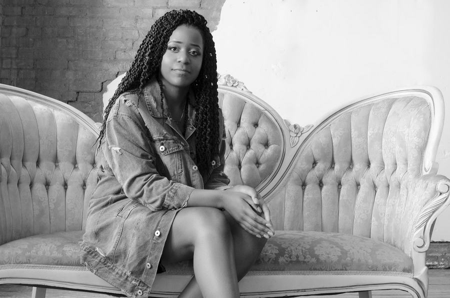 Nitashia Johnson, TWU alumna (B.F.A. '12) and winner of the 2019 Sony Alpha Female Creator-in-Residence Award.